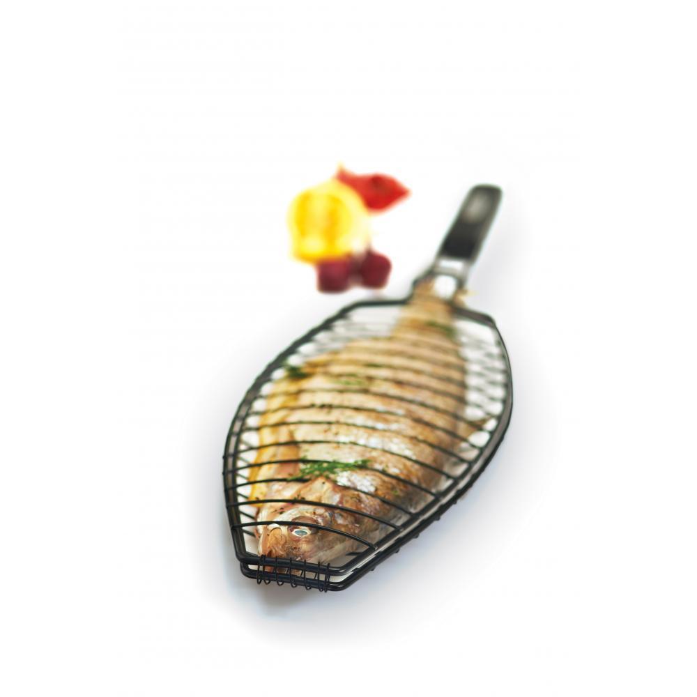 Антипригарная сетка для рыбы