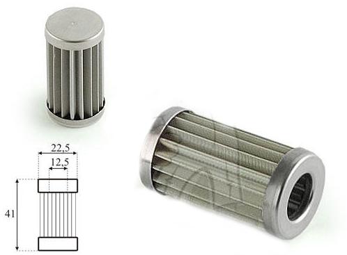 Фильтр летучей фазы Vialle хром-никель