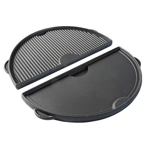 Полукруглая чугунная плита, фото 2