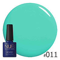 Гель-лак NUB (США) MINT ICE CREAM 011 8ml