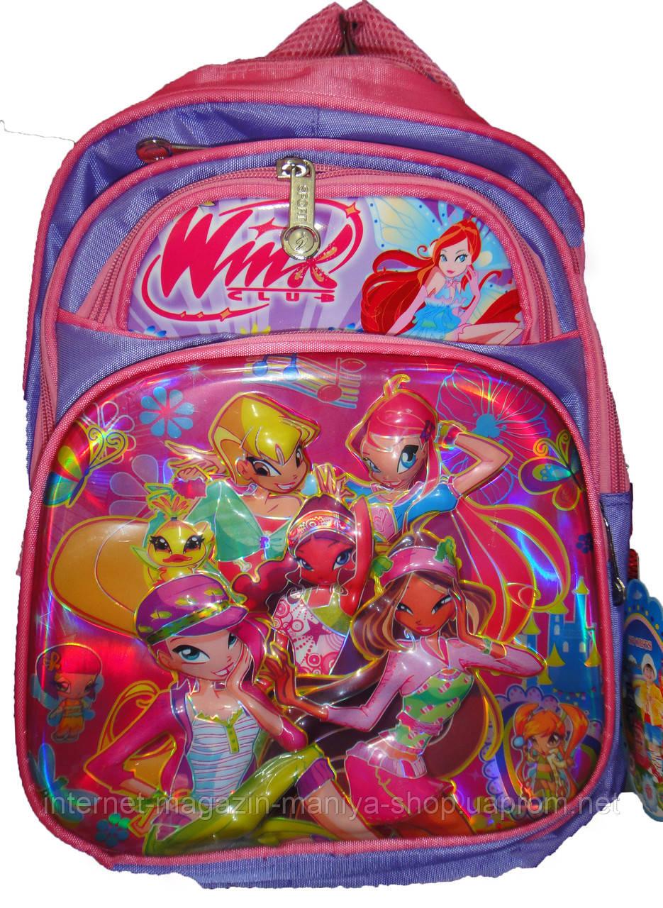 Рюкзак детский для девочки 999 девочки