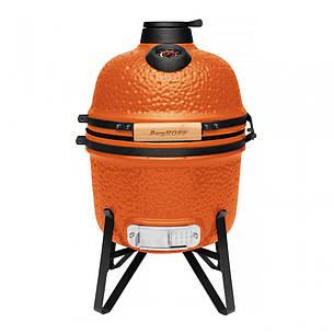 Маленький керамический гриль-печь, оранжевый, фото 2