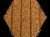 Пробковый компенсатор (порожек) RG-104 Дуб