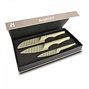 Набор ножей с керамическими лезвиями, 3 пр.