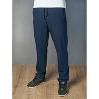 Тёмно-синие спортивные  штаны для мужчин