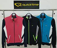 Спортивный женский трикотажный костюм Quicktime  купить оптом
