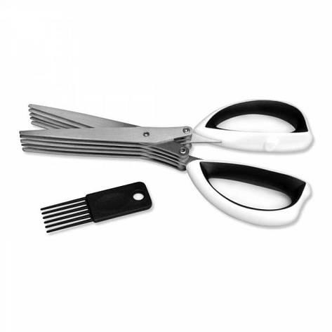 Ножницы кухонные с мультилезвием, фото 2