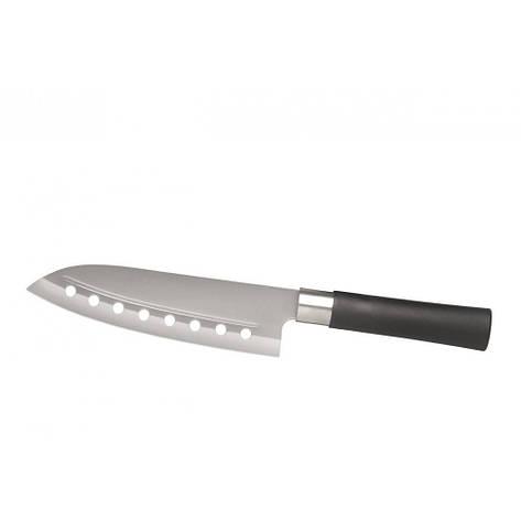 Нож японский сантоку, 18 см, фото 2
