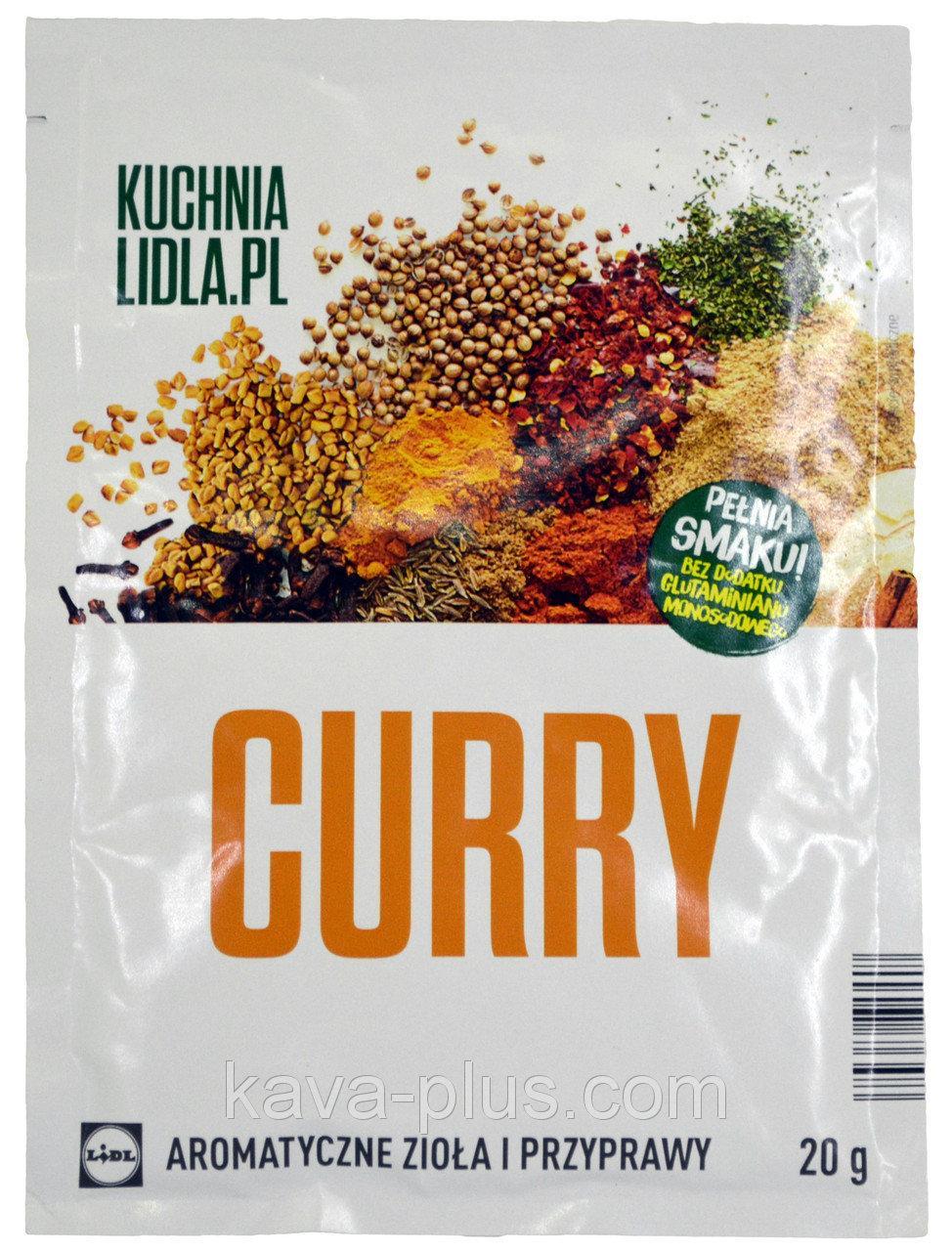 Приправа Kuchnia Lidla.Pl Curry 20 г