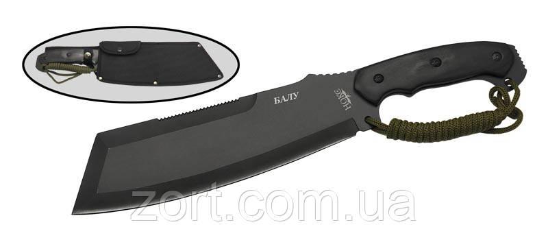 Нож с фиксированным клинком Балу