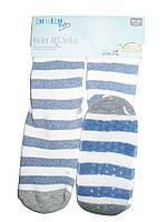 Носки для мальчика с тормосками, Lupilu, размеры 19/22, 23/26, 27/30, арт. Л-217
