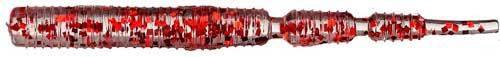 Силикон Jackall Mebaru Bushi 2'' Clear Red Flake 15шт (1699.02.53  4525807044676)