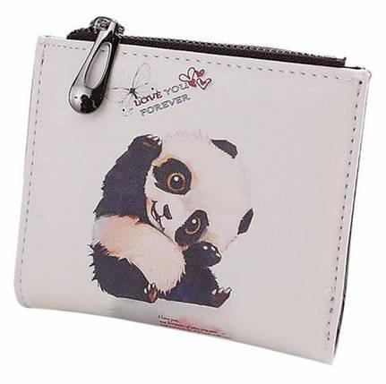 """Кошелёк женский Fiore Photo, """"Panda"""", фото 2"""
