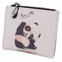 """Кошелёк женский Fiore Photo, """"Panda"""""""