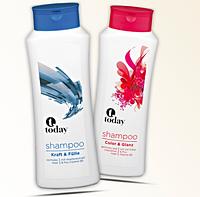 TODAY Frucht&Vitamin шампунь витаминный для всех типов волос 500ml