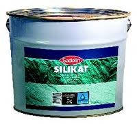 SILIKAT - Фасадная силикатная краска