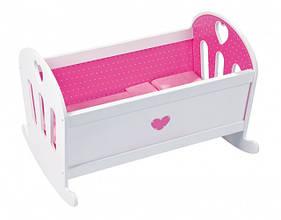 Коляски и кроватки для кукол и детей