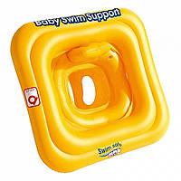 Плавательный круг-плотик детский 32050