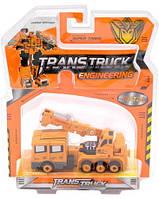 Робот трансформер Автокран BF1003