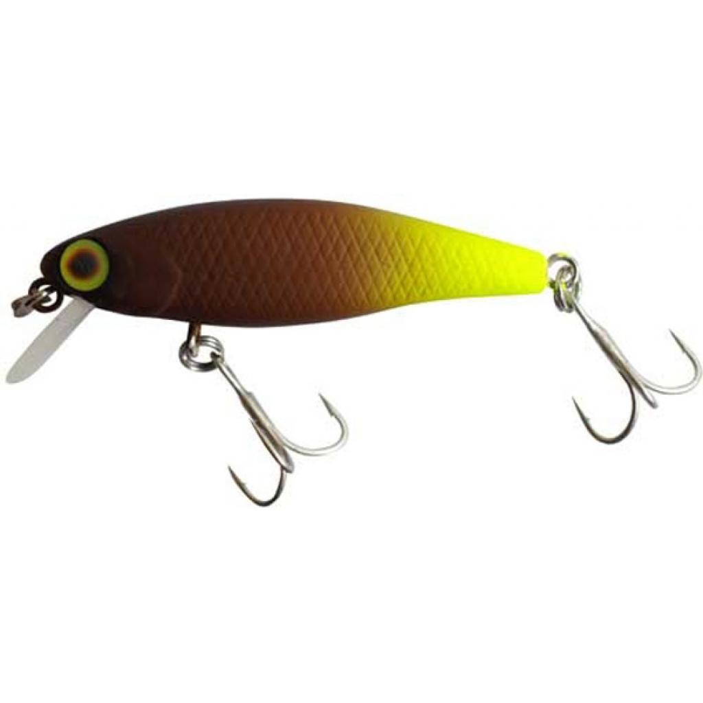 Воблер Jackall Tiny Fry 50SP 50мм 2,7 м Pellet Yellow (1699.08.45 4525807079371)