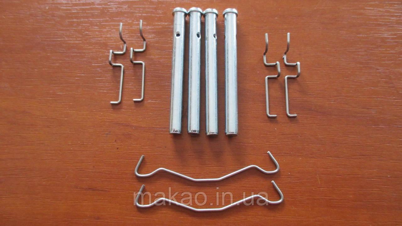 Ремкомплект направляющих пальцев колодок заднего суппорта (на 2 стороны) Chery Tiggo T11/ Чери Тигго
