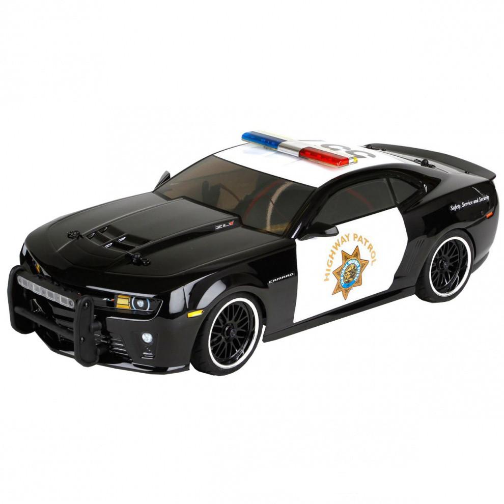 Автомобиль Vaterra 2012 CHP Chevrolet Camaro ZL1 V100-S 1:10 4WD RTR VTR03042