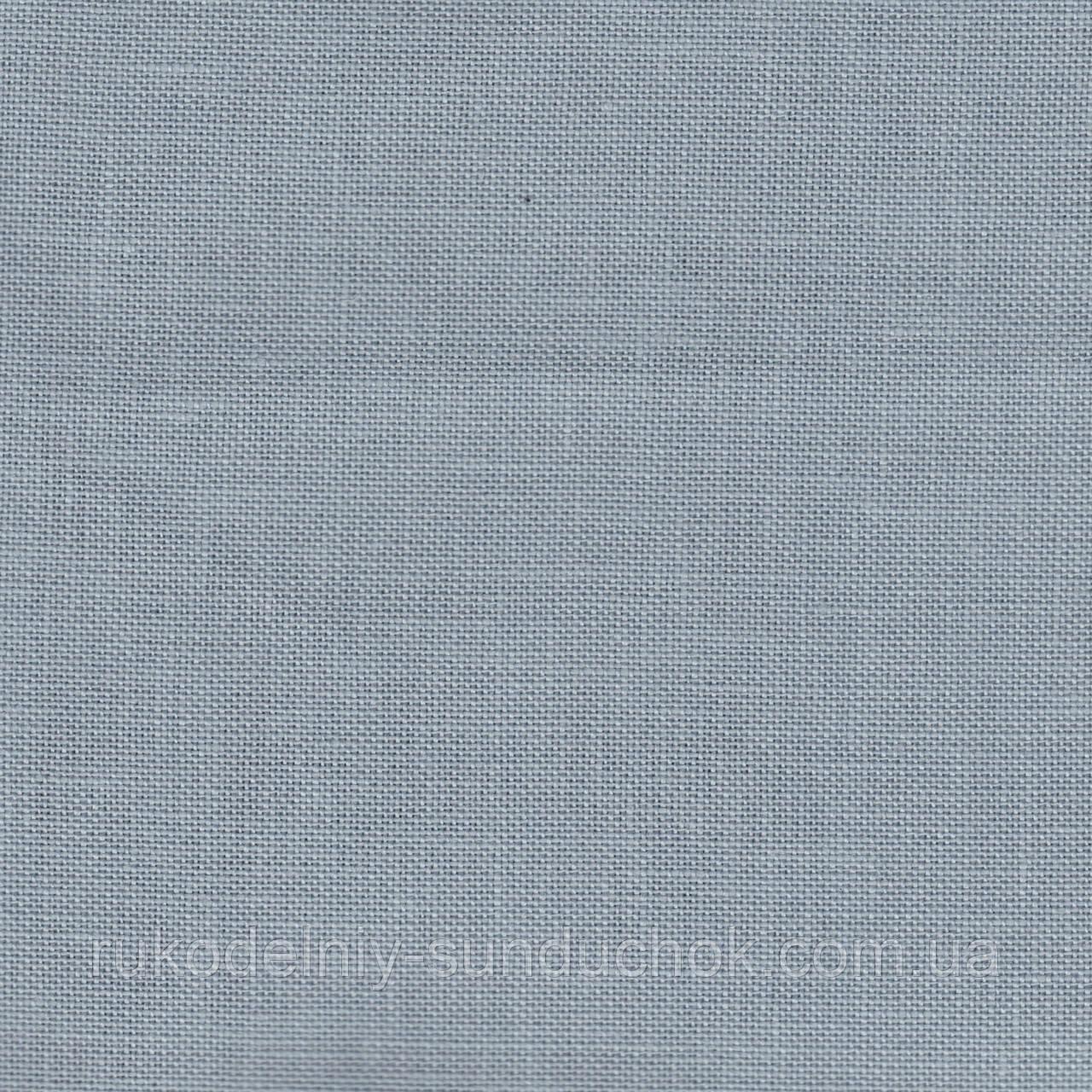 Ткань равномерного переплетения Zweigart Belfast 32 ct. 3609/778 Smokey Pearl (дымчатый жемчуг)