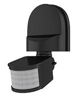 Датчик движения Electrum D-SM-1424 IP44 черный