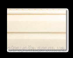 Сайдинг кремовый альта-профиль