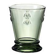 Стакан для воды Abeille, зеленый, 260 мл, Н 10,3 см, диам. 8,4 см
