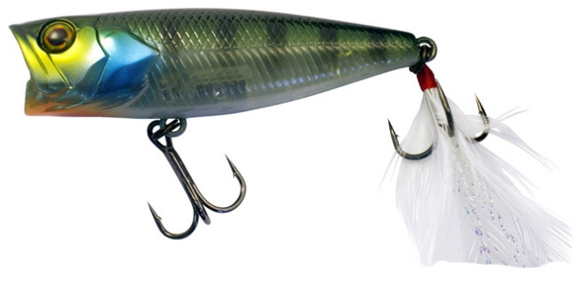 Воблер Jackall SK-POP Grande 65мм 9г Skeleton Gill Floating (1699.00.94  4525807040340)