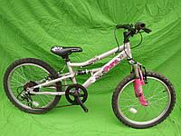 Підлітковий велосипед Appolo pure колеса 20