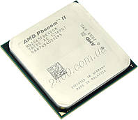 Процессор AMD Phenom II X4 965 3.4GHz/8MB/HT 2000MHz (HDZ965FBK4DGM) Socket AM3