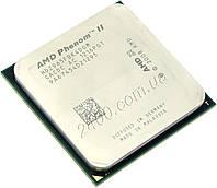 Процесор AMD Phenom II X4 965 3.4 GHz/8MB/HT 2000MHz (HDZ965FBK4DGM) Socket AM3