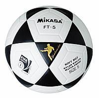 Мяч футбольный Mikasa FT-5 FIFA