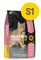 Сухой корм Nutram S1 Sound Balanced Wellness Kitten 20кг