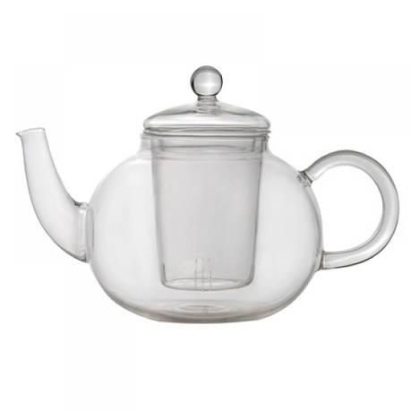 Чайник заварочный стеклянный, 1 л, фото 2