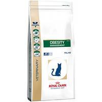 Royal Canin Obesity DP42 Feline 0.4 кг