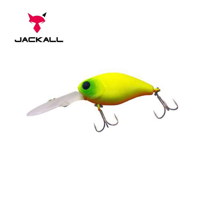Воблер Jackall DD Chubby 38 38мм 4.7г Mat Tiger 1,5-2м F (1699.05.82  4525807078473)