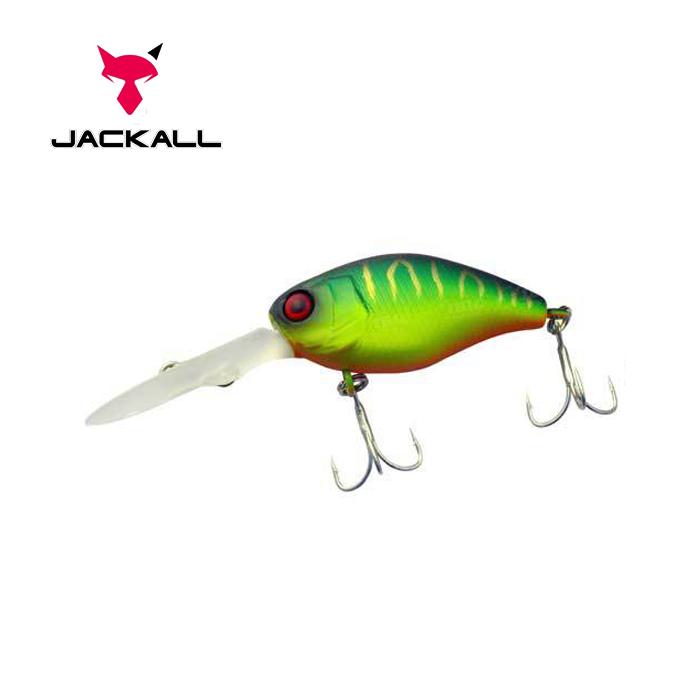 Воблер Jackall DD Chubby 38 38мм 4.7г Mat Chart 1,5-2м F (1699.05.83  4525807078480)
