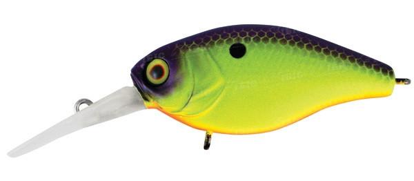 Воблер Jackall D Cherry 48 48мм 7,6г Purple Mohegan Floating (1699.01.45  4525807039443)