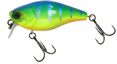 Воблер Jackall D Cherry 48 48мм 7,6г Blue Back Tiger Floating (1699.00.22  4525807011562)