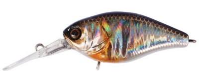 Воблер Jackall D Cherry 48 48мм 7,6 г HL Silver Black Floating (1699.00.27 4525807045185)