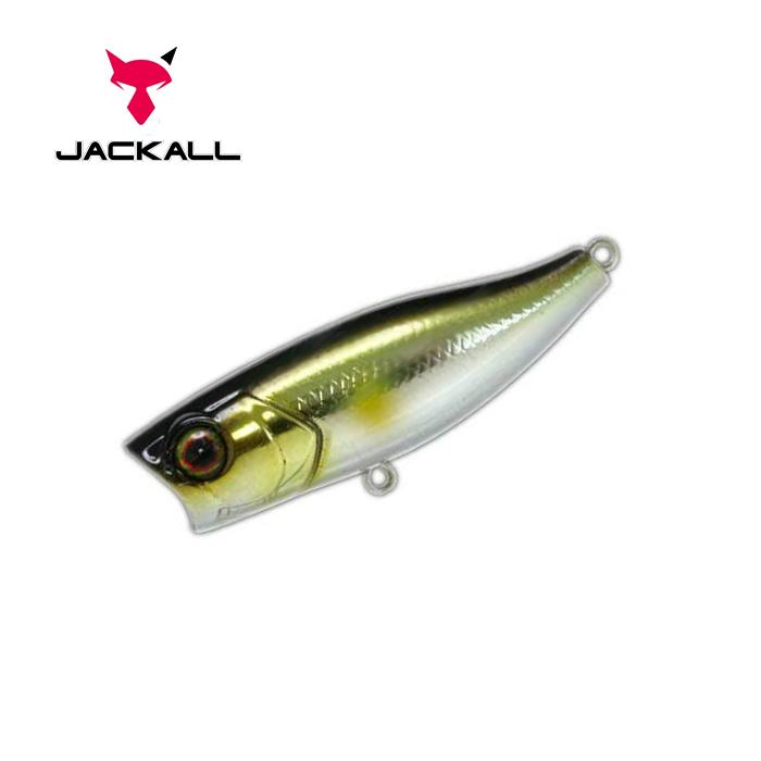 Воблер Jackall Chubby Popper 42 42мм 3,3г KoAyu F (1699.09.64  4525807087192)