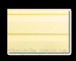 Сайдинг лимонный альта-профиль