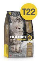 Сухой корм Nutram T22 Total GF Turkey&Chicken Cat 6.8кг