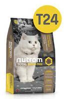 Сухой корм Nutram T24 Total GF Salmon&Trout Cat Cat 6.8кг