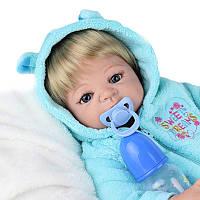 Кукла-пупс реборн Малыш