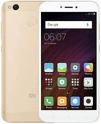 Смартфон Xiaomi Redmi 4X gold 2/16 Gb
