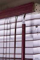 Жалюзи бамбуковые для окон производство под заказ в Украине приглашаем дилеров